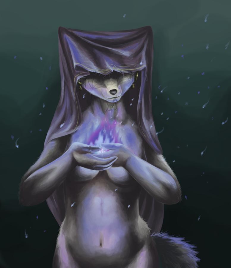 Foxfire by mouseymachinations