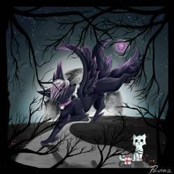 Half Fox Demon Zai