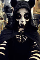 Cat Scull Makeup by FinsterlichArt