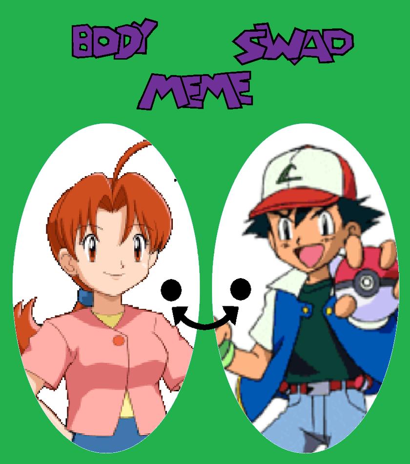 Pokemon bodyswaps thewalrusclown on deviantart