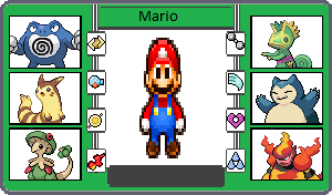 If They Had Pokemon Mario by TheWalrusclown