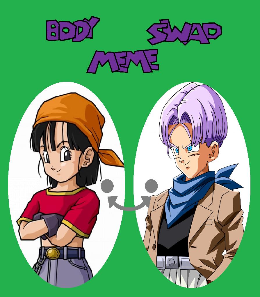 DBGT Swap by TheWalrusclown