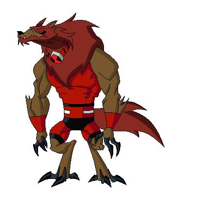Albedo Recolor Blitzwolfer by TheWalrusclown