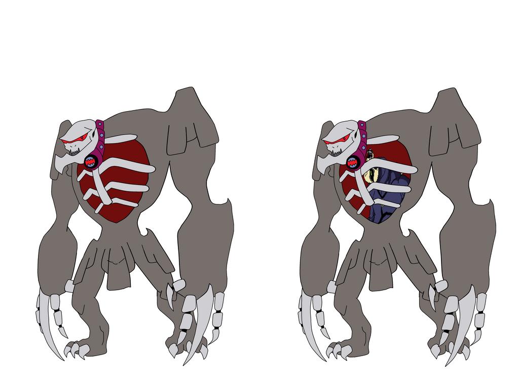 Nemetrix Alien Specterminator by TheWalrusclown