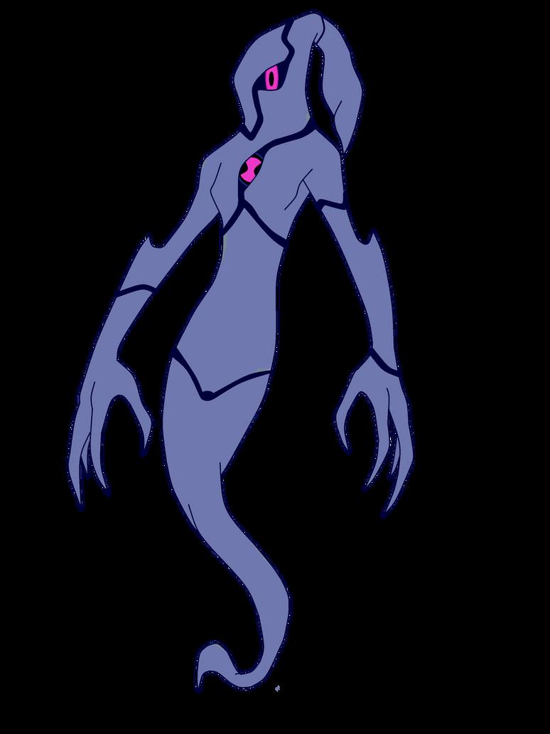 Gwen Ghostfreak: Spectra by TheWalrusclown