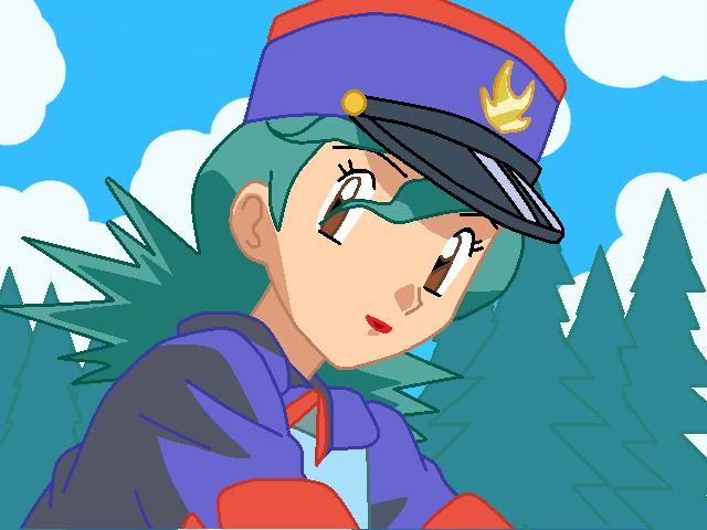 Officer Jenny from Kanto by TheWalrusclown