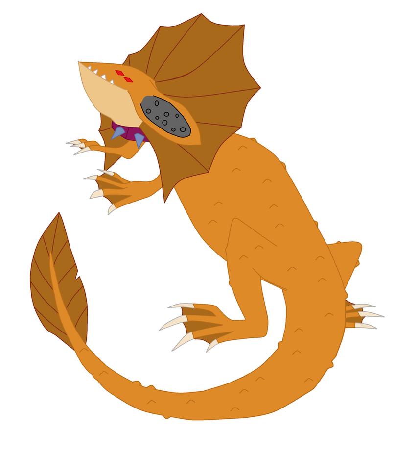 nemitrix predator: slimetrap by TheWalrusclown