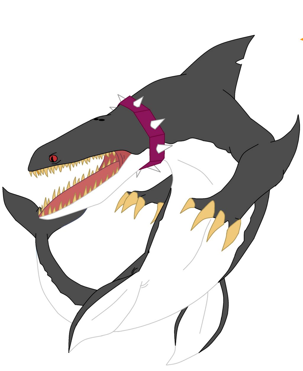 Ripjaws Predator Leviathan By TheWalrusclown