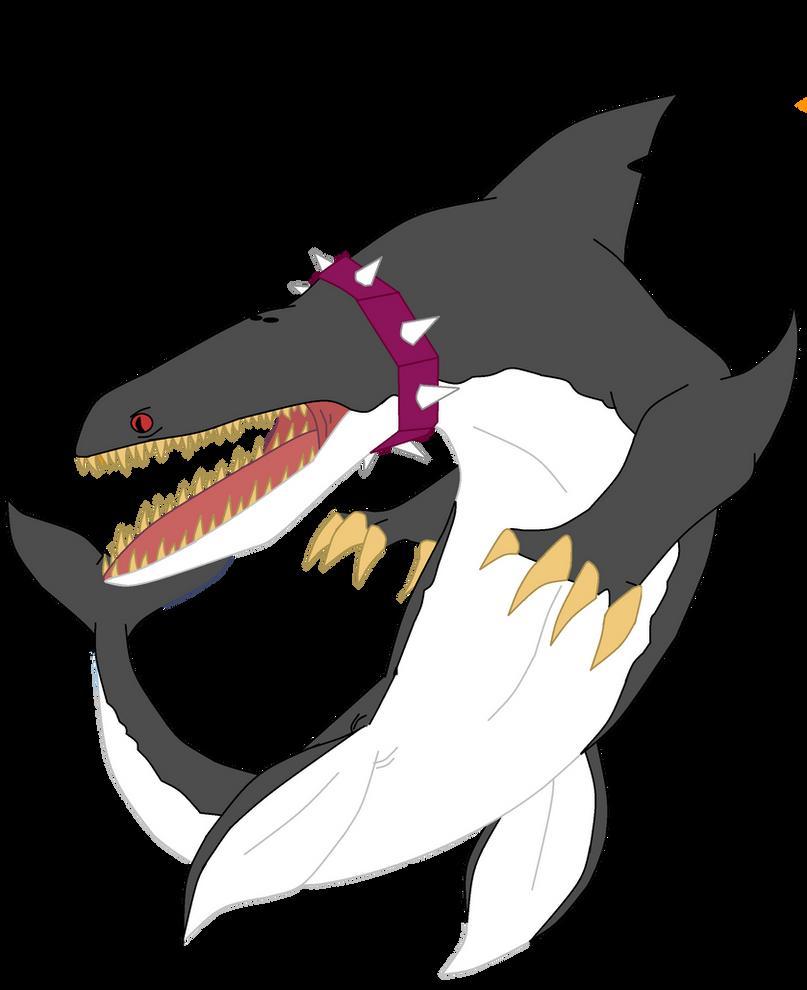Ripjaws Predator: leviathan by TheWalrusclown