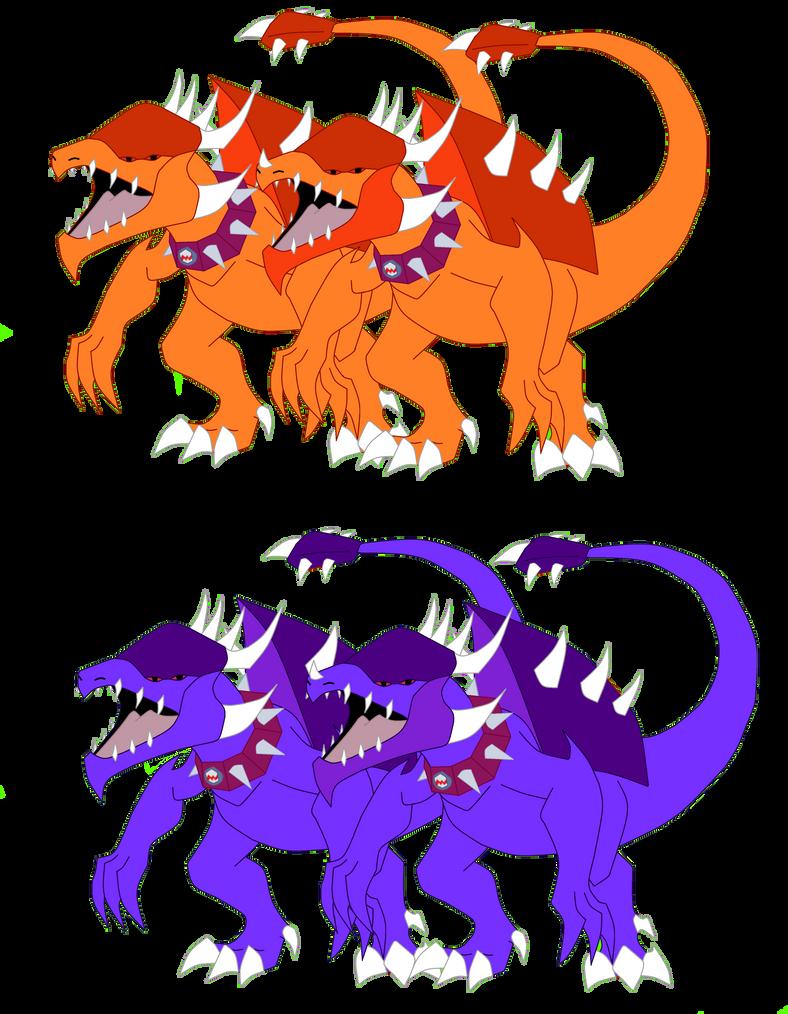 Trimarrowbones Predator: Rammerhead by TheWalrusclown