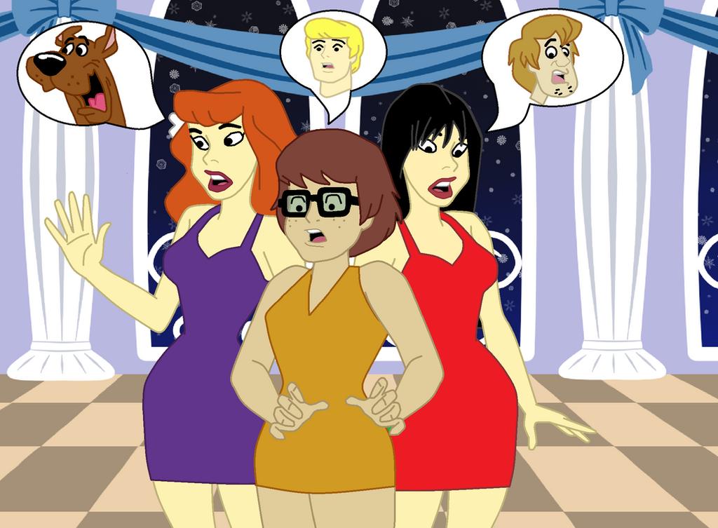 Scooby Doo Swap by TheWalrusclown