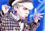 [SHINee Jonghyun] Wind-up soldier