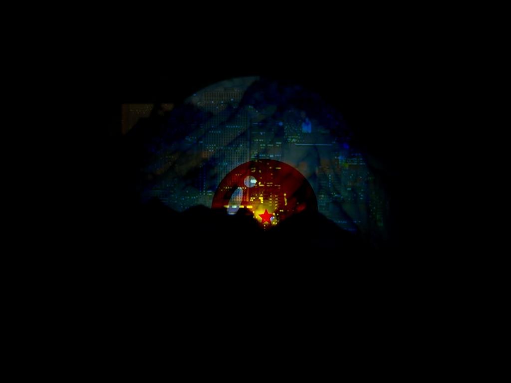 Dragonball Dark Wallpaper By Aliencowfarm On Deviantart