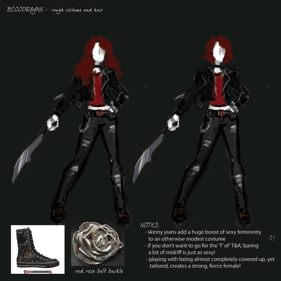 Bloodrayne Betrayal Concepts 4 By Jezzy On Deviantart