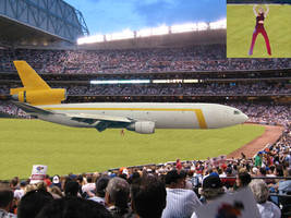 Rachel Stevens Plane Lift by Grimmtoof