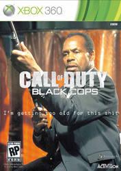 Black Cops by vittorioviegas