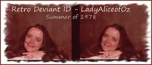 Retro ID - Summer of 1978 by LadyAliceofOz
