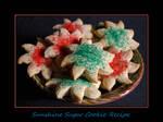 Sunshine Sugar Cookie Recipe..