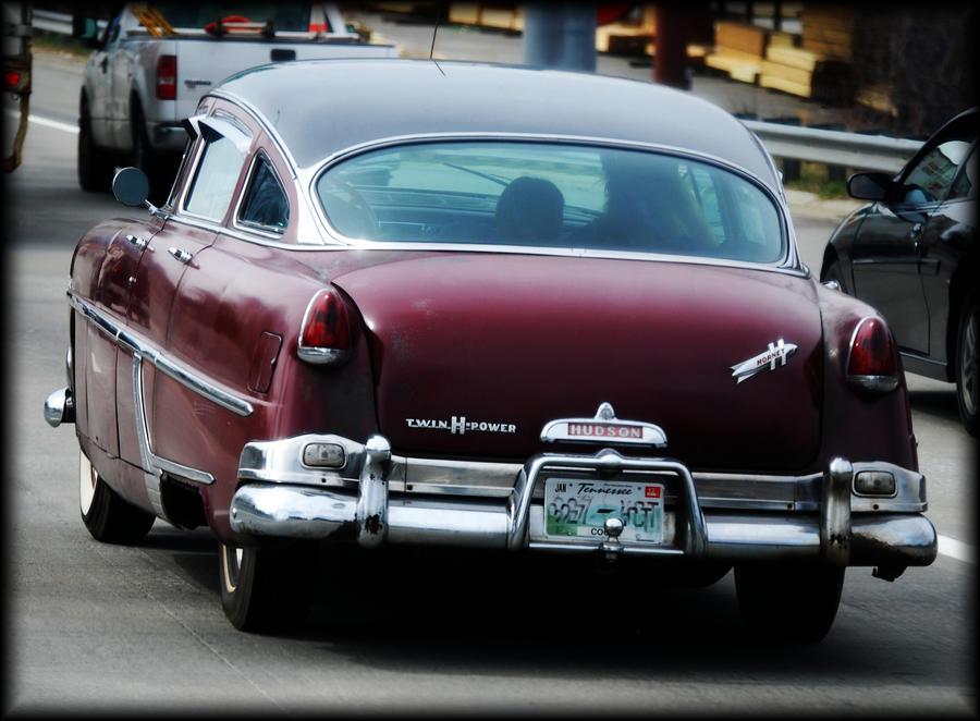 Hudson Hornet... by LadyAliceofOz