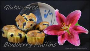 Recipe - Gluten Free Blueberry Muffins