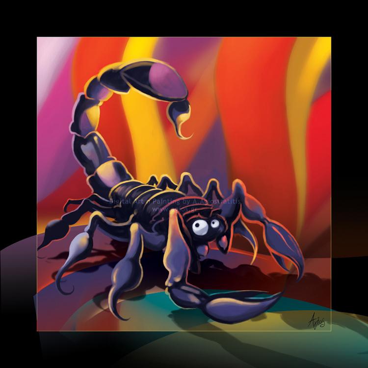 Scorpio by agios