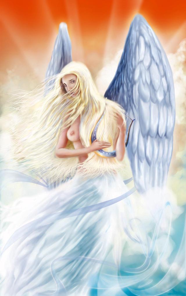 Angel Bard full by agios