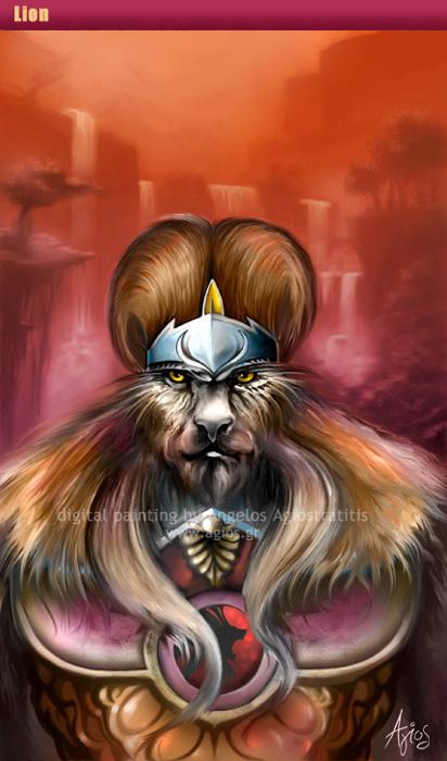 Lion by agios