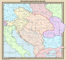 Osterreichisch-Ungarische-Illyrien Monarchie by Samuel-Von-Strasburg
