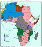Africa after a CP victory