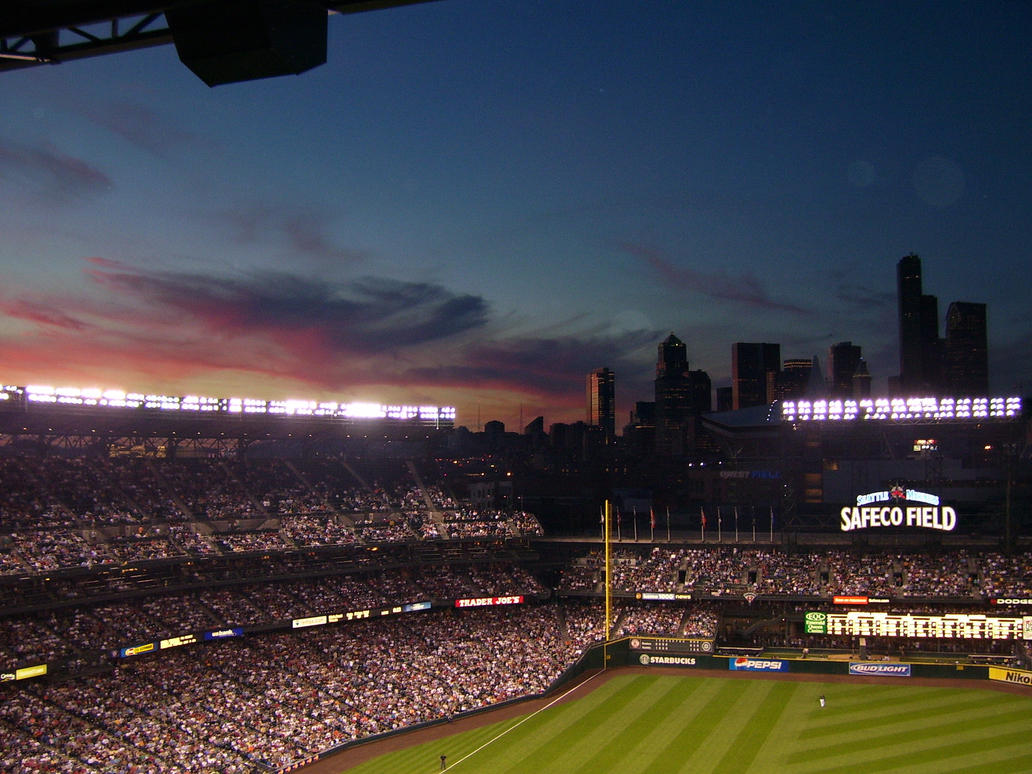 Safeco Field - August 25,2006 by Keetan