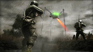 War of the worlds FT COD