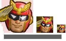 Emote #08 - Captain Falcon