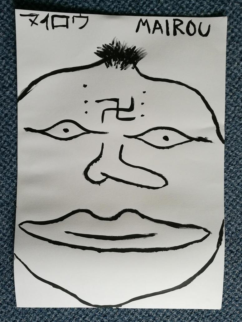 crack buddha by Mairoutv