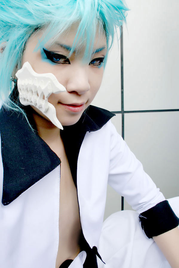 COSPLAY-BLEACH:GRIMMJOW00 by yolkler