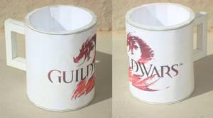 GW2 themed Paper Mug
