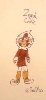 Zeppola Cookie