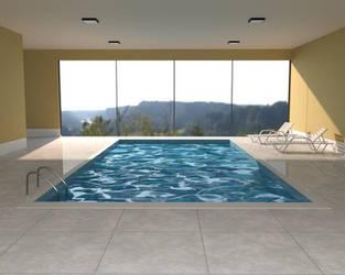 I love pool scenes! by Doobly3D