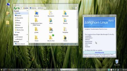 Longhorn pack for Linux WIP