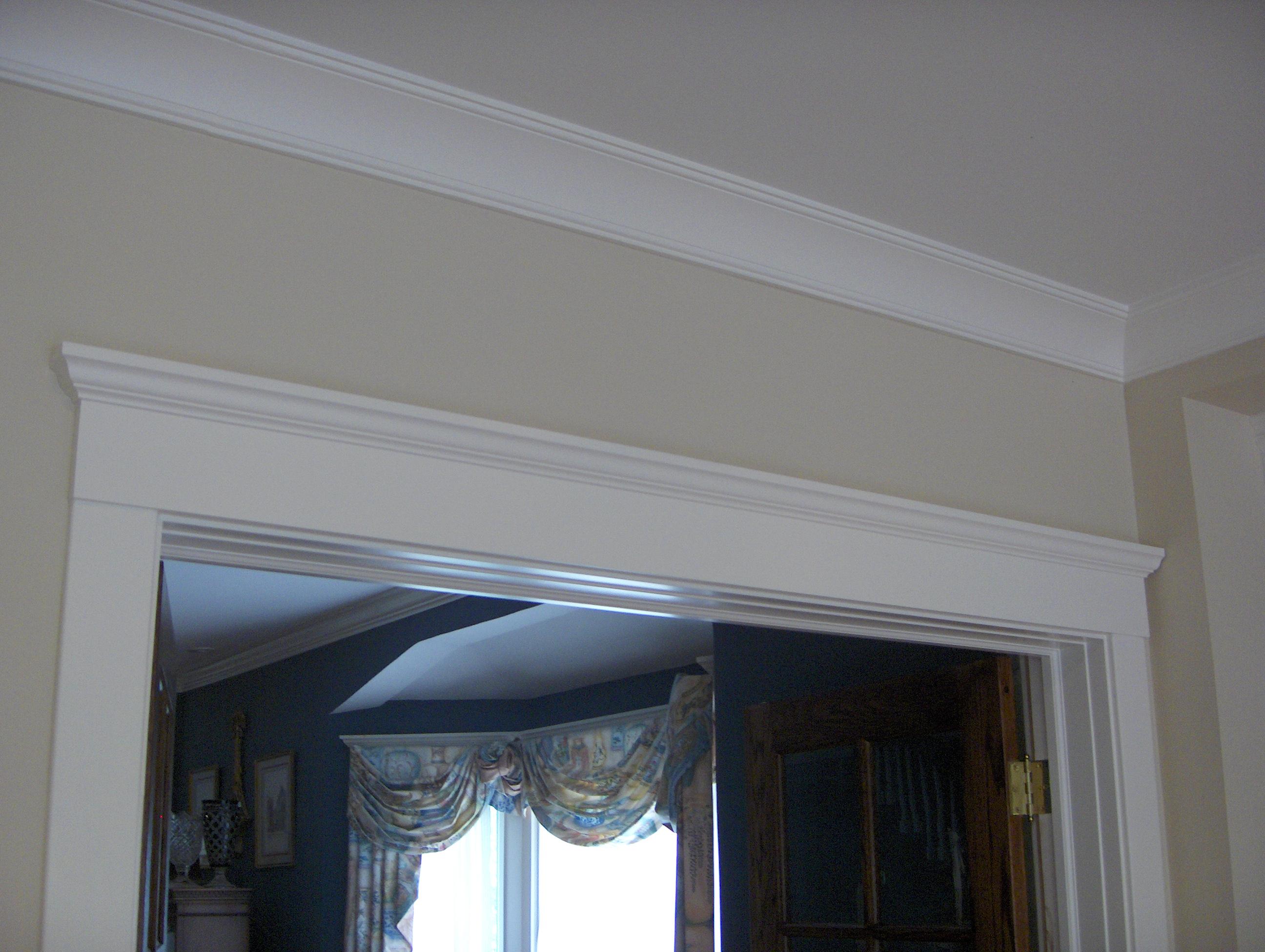Doorway Trim Molding Crown Molding Doors Trim Moulding Window Moulding Trim Moulds