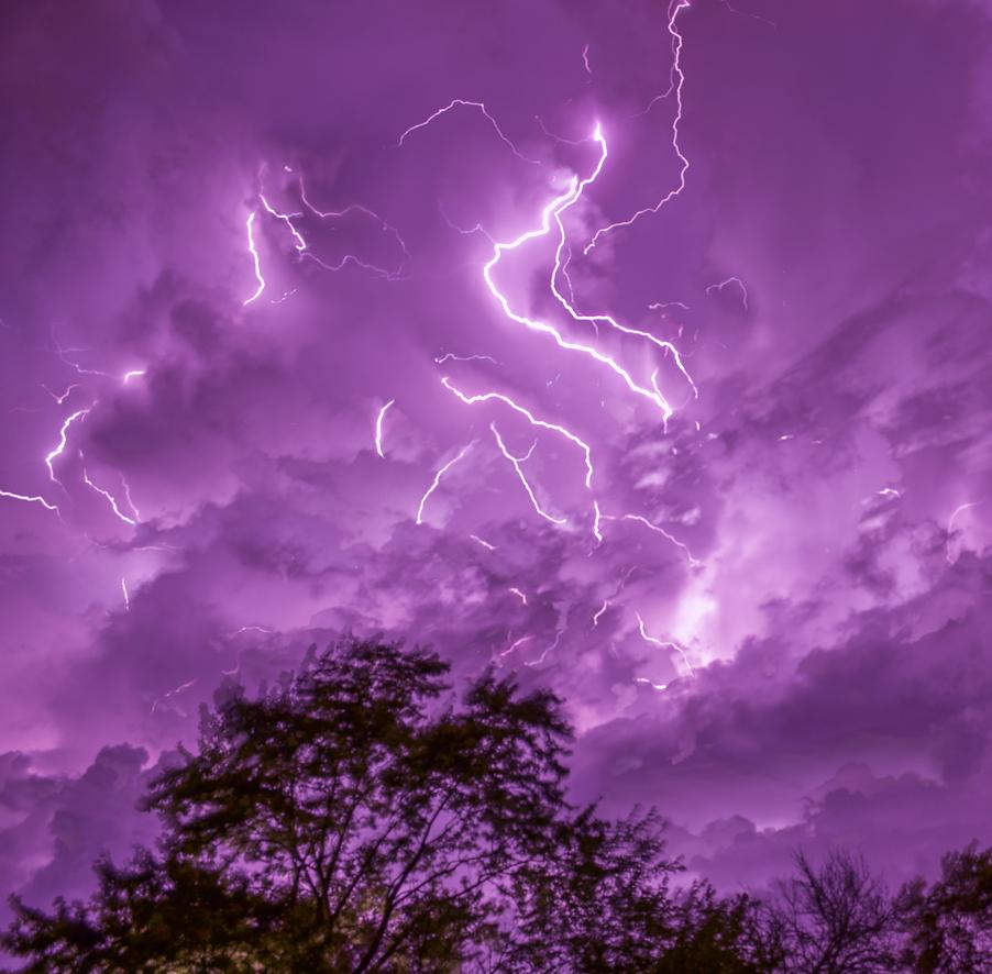 Purple Sky by Hearte42