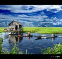 Bangkau...present day... by Dadans