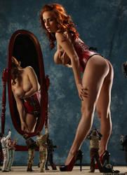 Giantess by AshGraham
