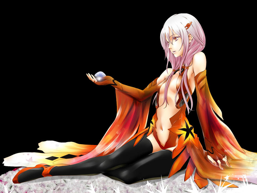 beautiful Inori by maddima