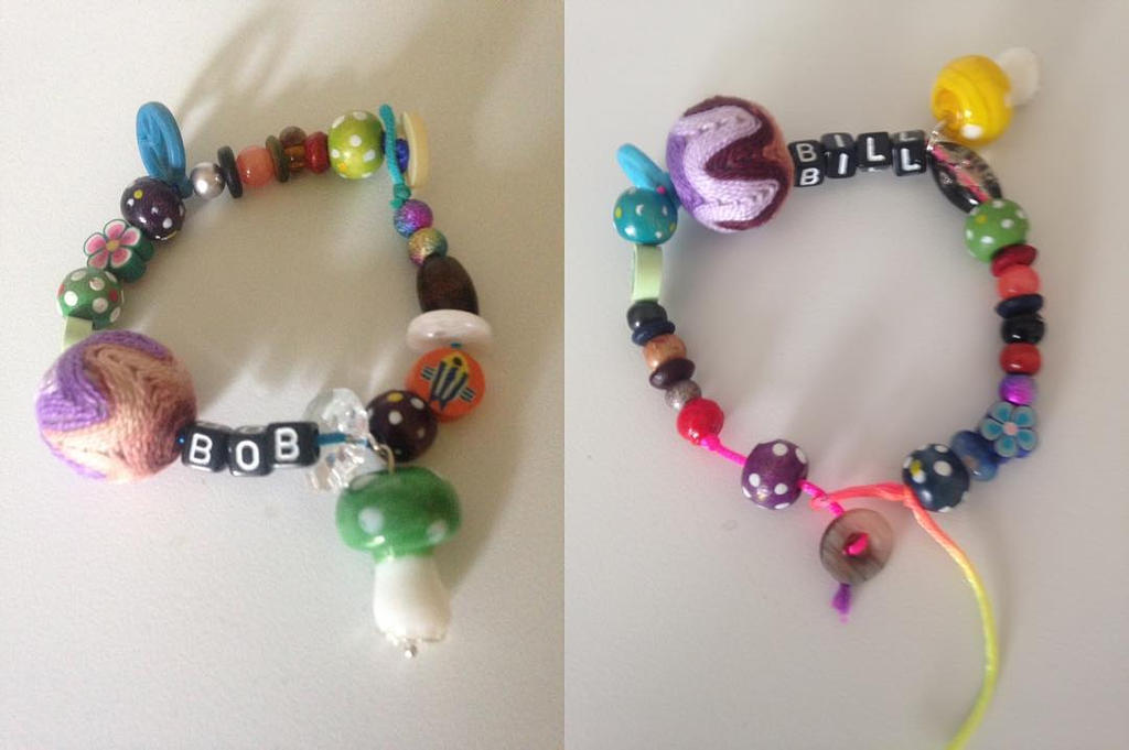 Fairy Bracelet by Itchywitchygirl