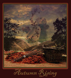 Autumn Rising by Helen-Baq