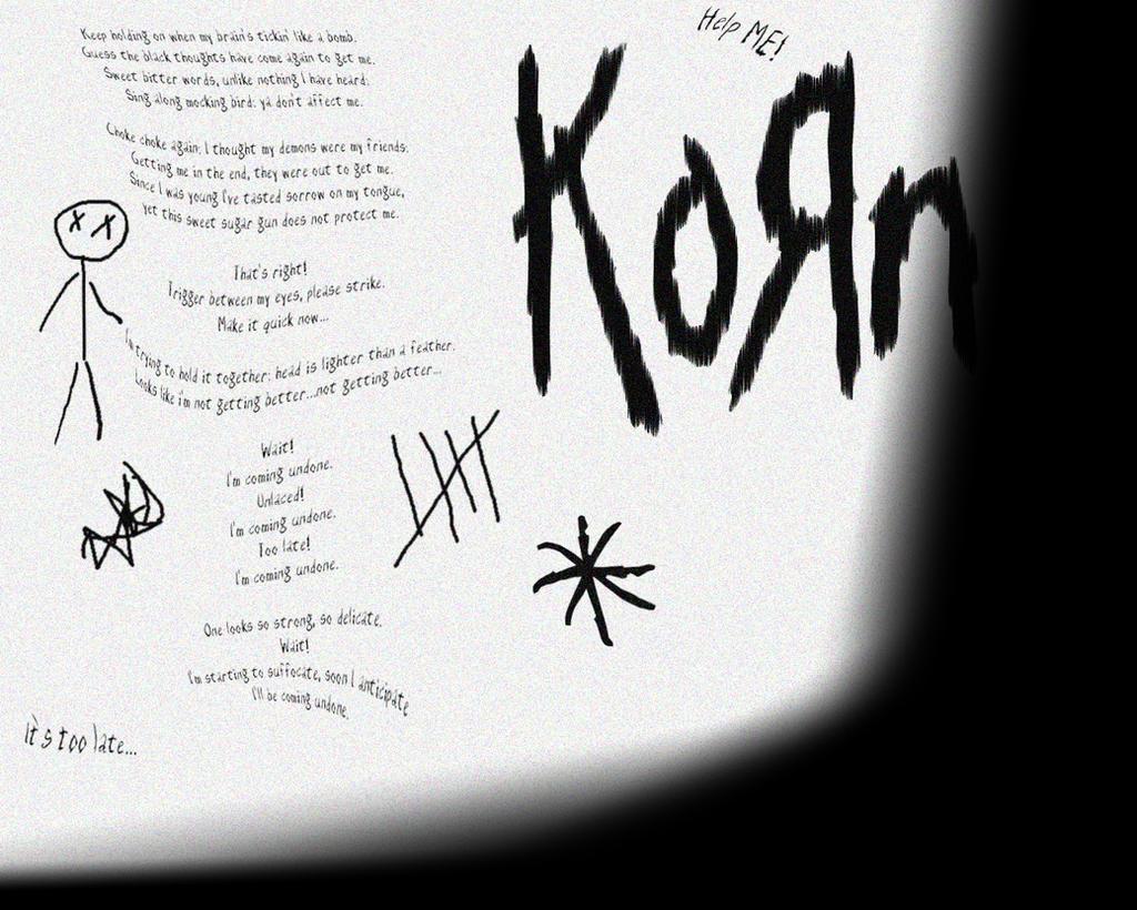 Korn Wallpaper By Medetron On Deviantart