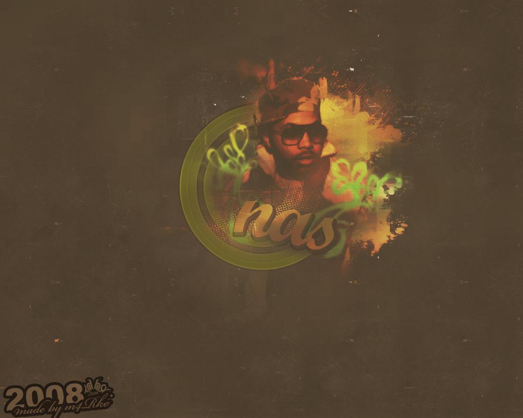 NAS wallpaper by m4Rkogfx