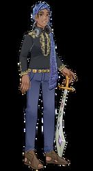 Prince Mohammad Akbar by MajorM117