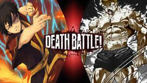 Death Battle: Zuko VS Jack Hanma