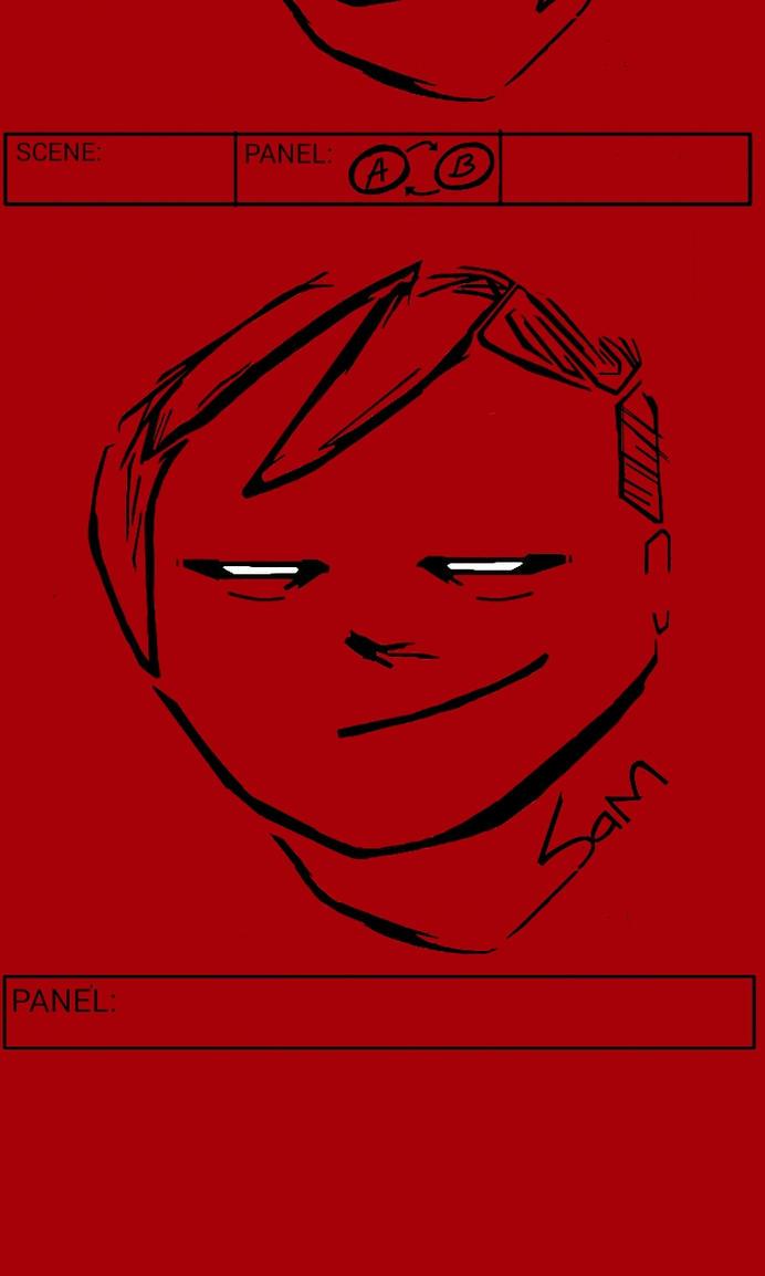 Sketch2100SamGonzalez by madSamGonzalez